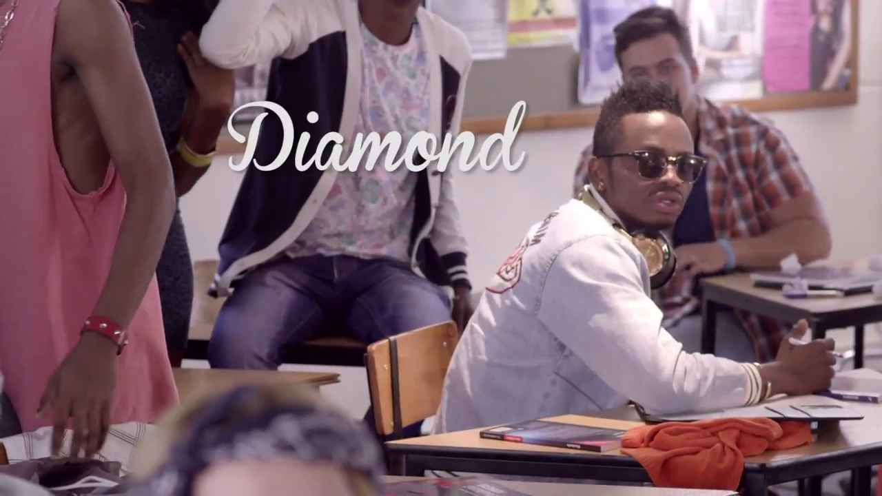 Official Video HD | Diamond Platnumz Feat Mr Flavour - Nana - DJ Mwanga