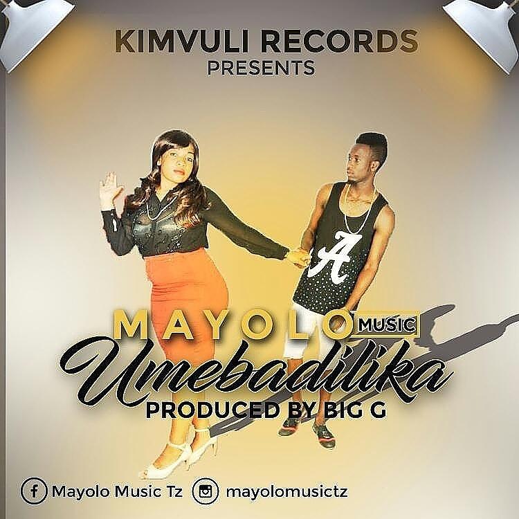MAYOLO MUSIC - Umebadilika