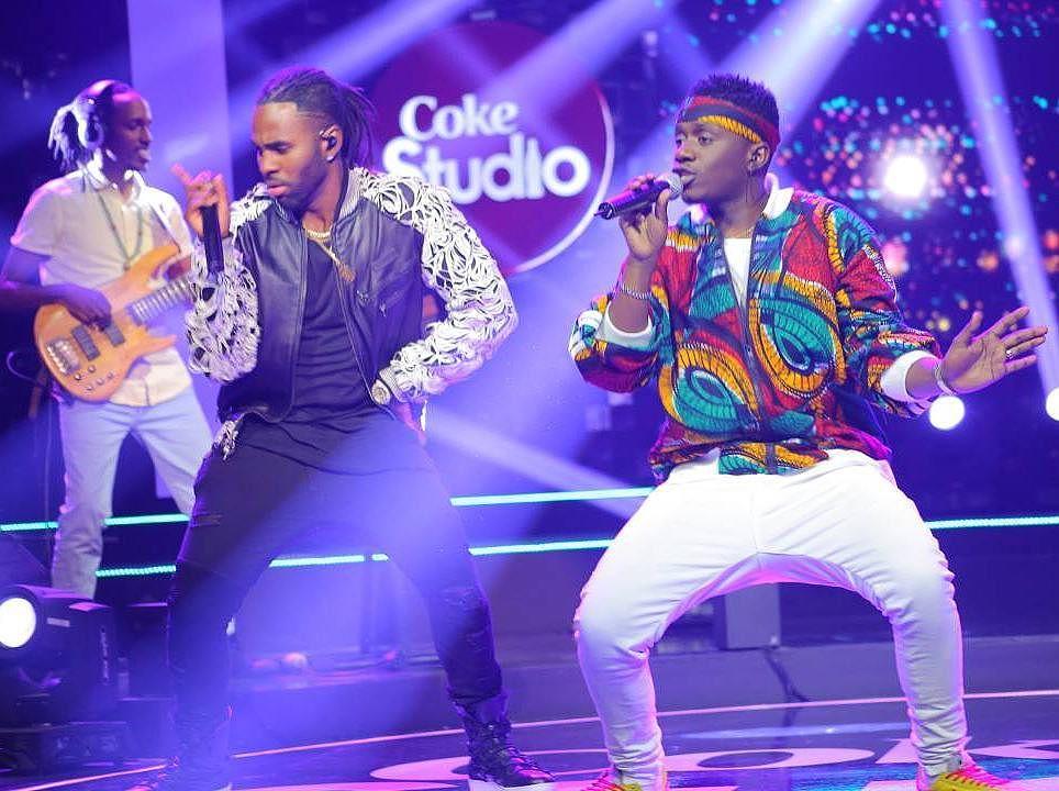 Ray Vanny X Jason Derulo Live Performance Nairobi