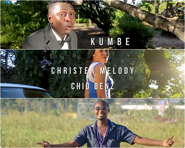 Christer Melody Ft. Chid Benz - Kumbe
