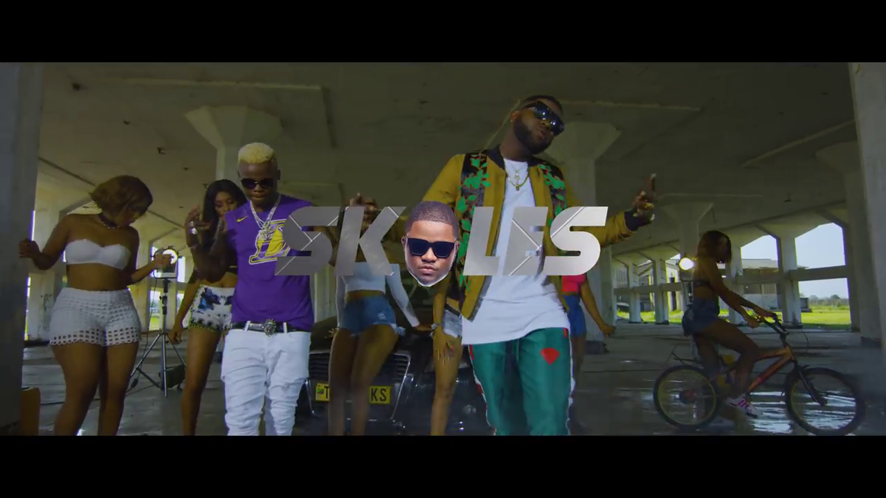 AUDIO&VIDEO | Skales Ft. Harmonize - Fire Waist | Watch