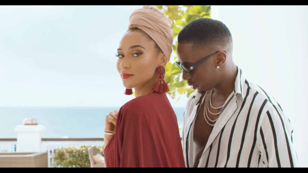 Official VIDEO Jux Ft. Joh Makini - Tell Me