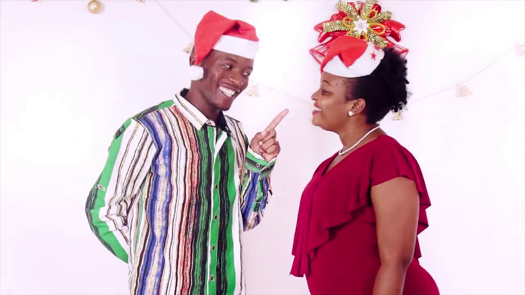 Download Mp4 VIDEO Walter Chilambo - Merry Chrismas