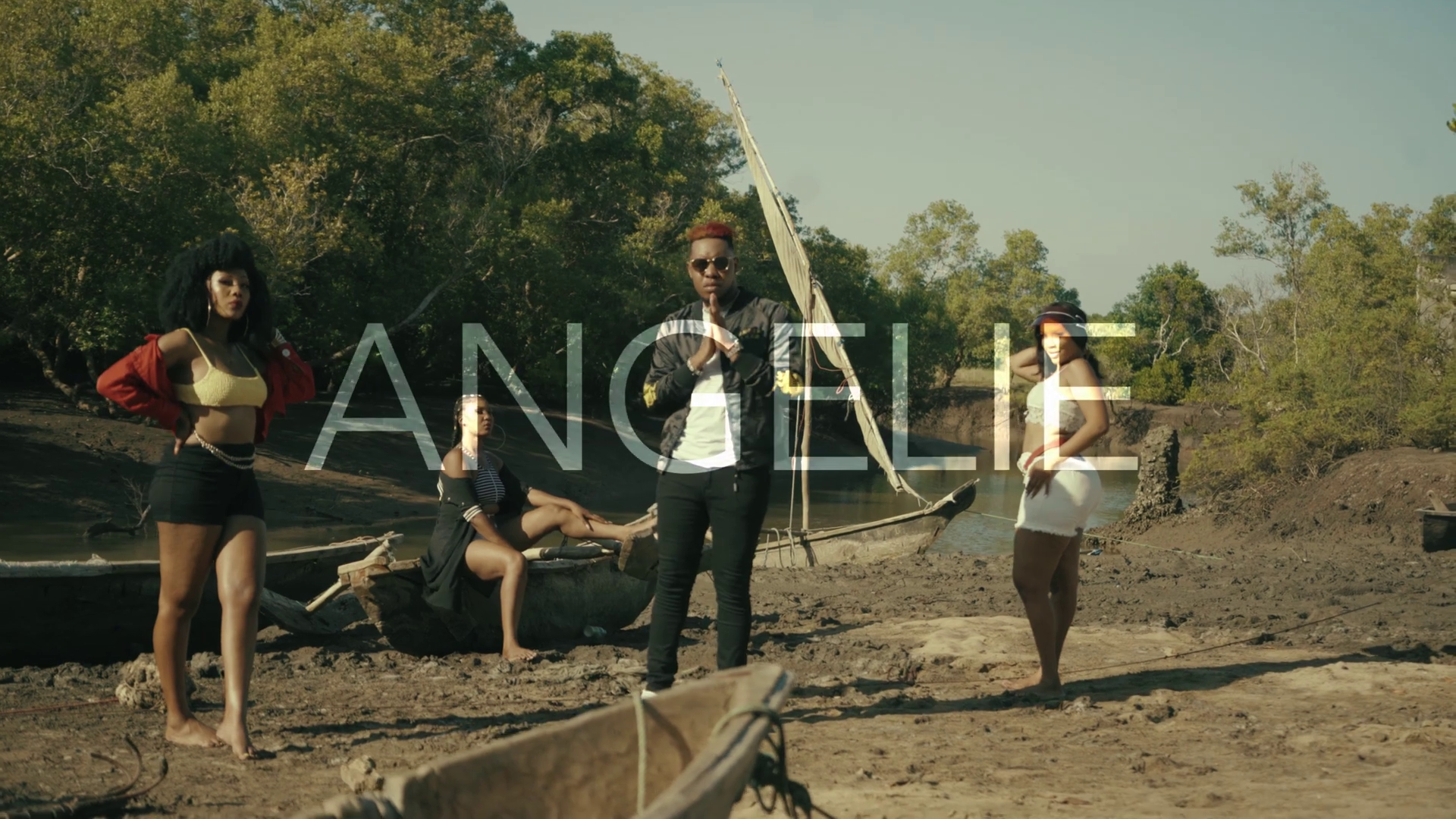 VIDEO | Mr nana Ft. Rich Mavoko - Angelie