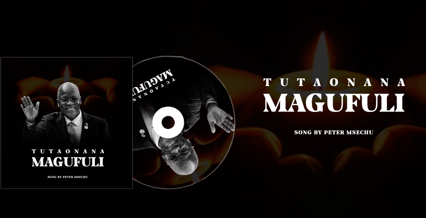 AUDIO | Peter Msechu – TUTAONANA MAGUFULI | Download
