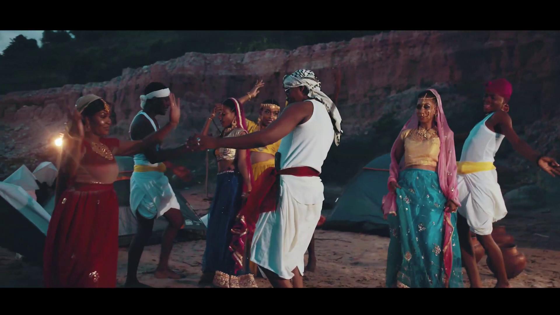 VIDEO | Dj Davizo Ft. Gnako Warawara – Belly Dancer