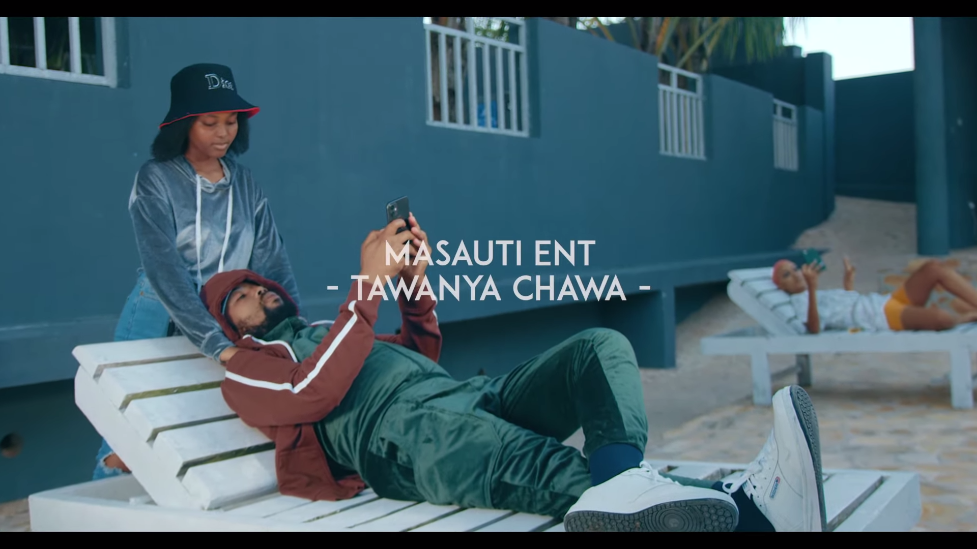 VIDEO   Masauti Ent – Tawanya Chawa (Amapiano)