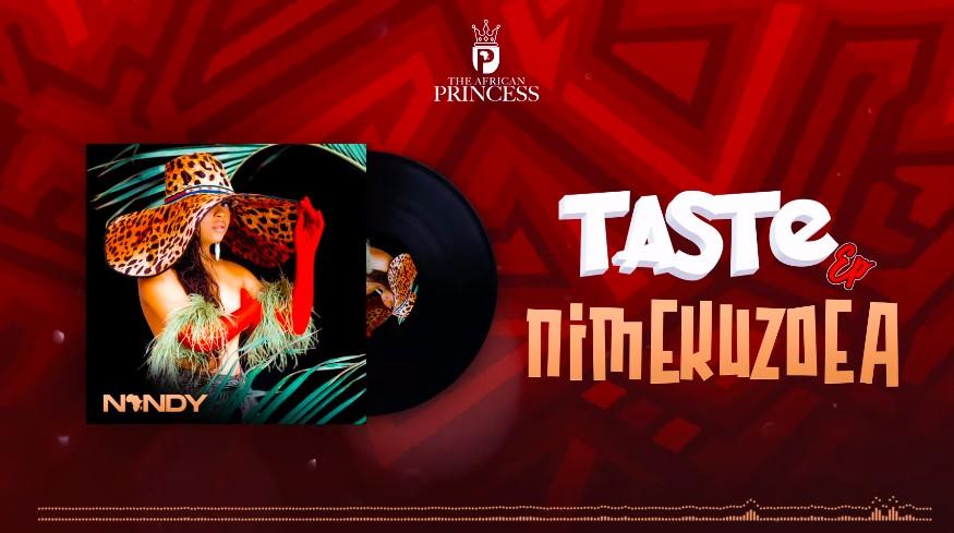 AUDIO   Nandy – Nimekuzoea   Download