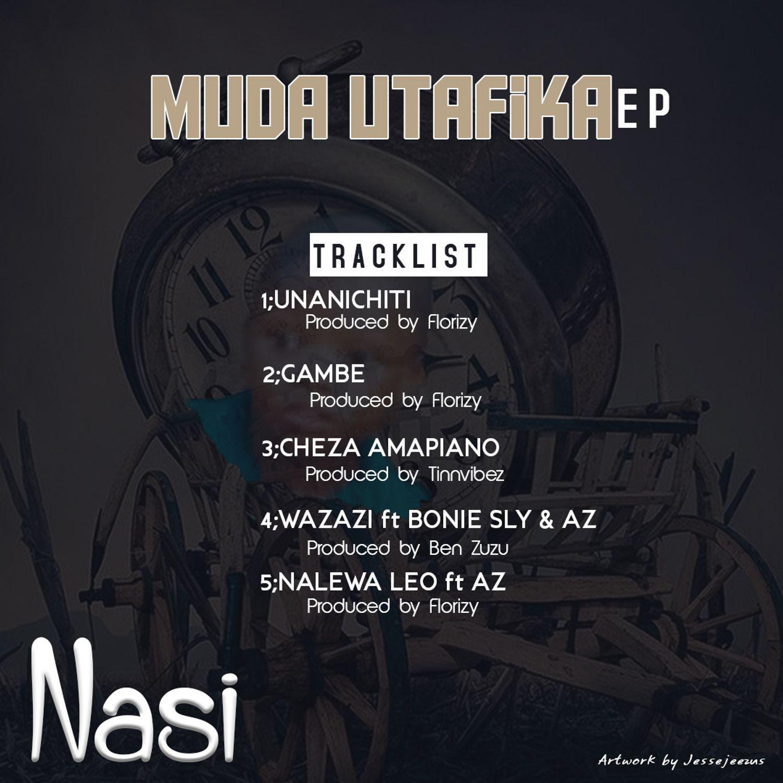 EP   DJ NASI – MUDA UTAFIKA