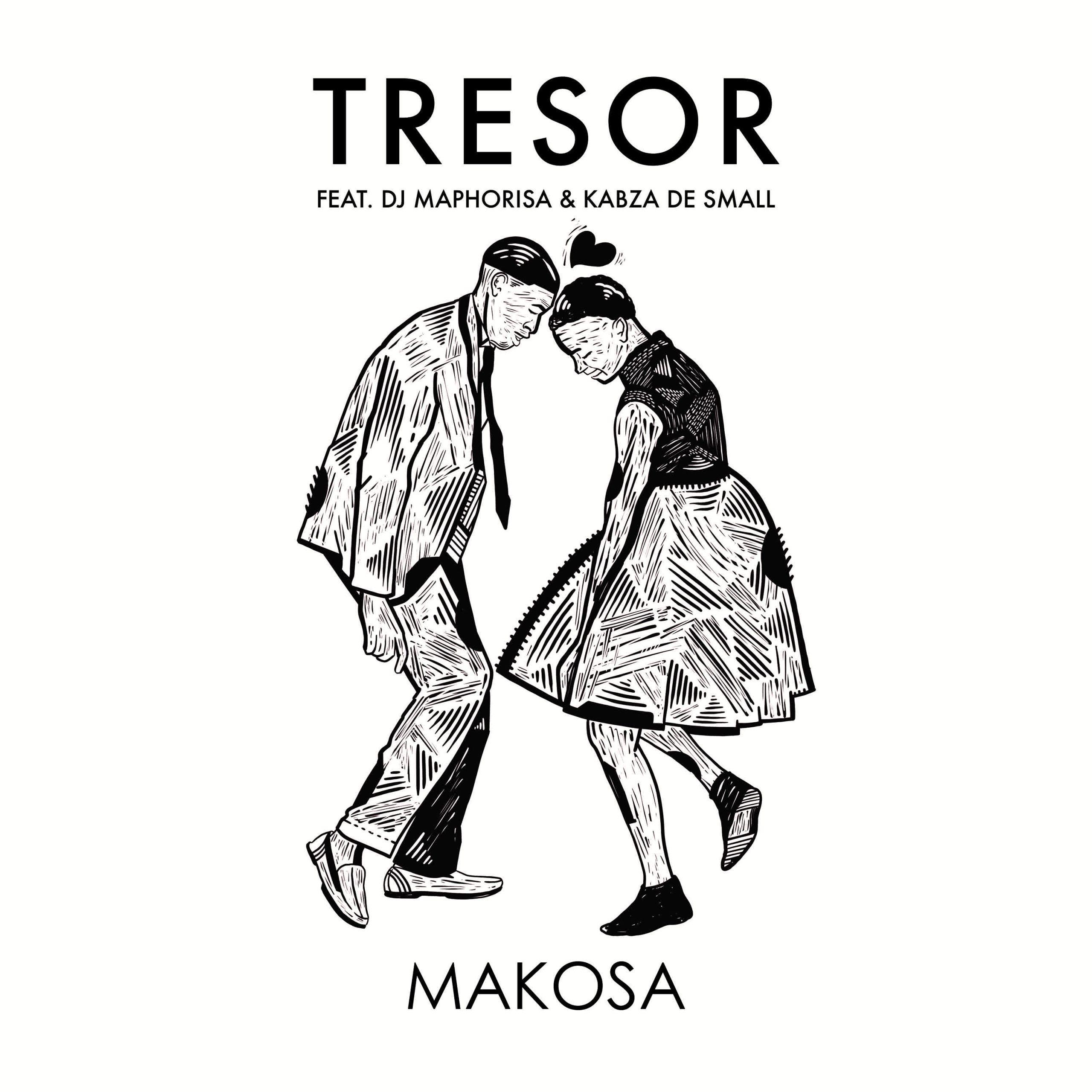 AUDIO | TRESOR Ft. DJ MAPHORISA & KABZA DE SMALL – MAKOSA | Download