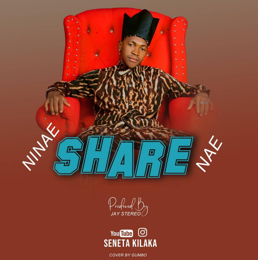 AUDIO | Seneta kilaka – Ninae share Nae | Download